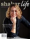 Cover of June-July 2011 issue of Shaker Life magazine