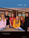 Cover of May-June 2006 issue of Shaker Life magazine