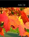 Cover of November-December 2003 issue of Shaker Life magazine