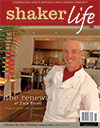 Cover of November-December 2006 issue of Shaker Life magazine