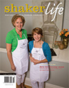 Cover of October-November 2008 issue of Shaker Life magazine