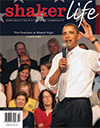 Cover of October-November 2009 issue of Shaker Life magazine