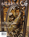 Cover of October-November 2010 issue of Shaker Life magazine