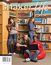 Cover of October-November 2011 issue of Shaker Life magazine