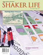 Cover of October-November 2012 issue of Shaker Life magazine