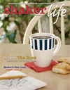 Cover of October-November 2007 issue of Shaker Life magazine
