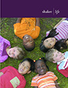 Cover of September-October 2004 issue of Shaker Life magazine
