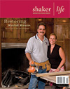 Cover of September-October 2006 issue of Shaker Life magazine