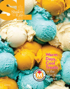 Cover of Shaker Life, Summer 2018