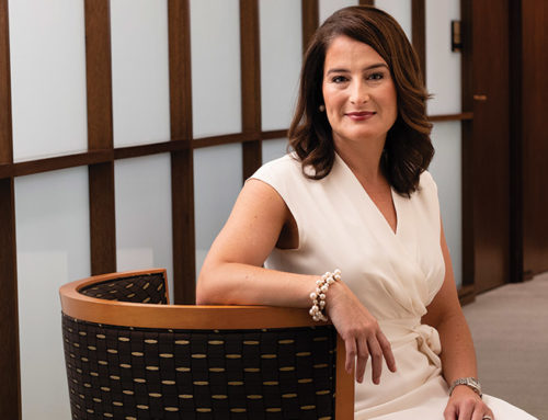 Breaking the Glass Ceiling: Michele Connell
