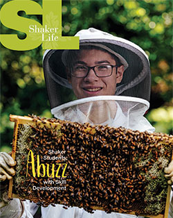 Cover of Shaker Life, Fall 2018