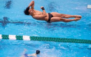 Diver Lyle Yost