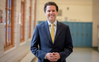 Shaker Schools superintendent David Glasner