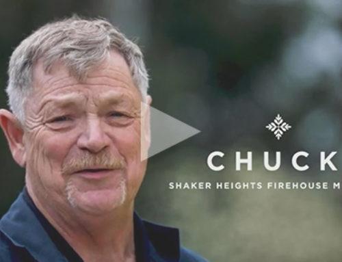 Meet Chuck Bates