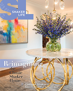 Cover of Shaker Life, Spring 2019