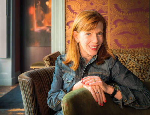 Q&A with Susan Orlean