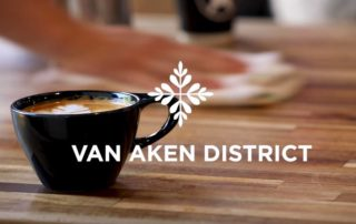 Screen from the Van Aken District video