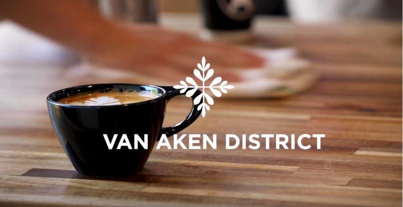 Screen from the Van Aken District video