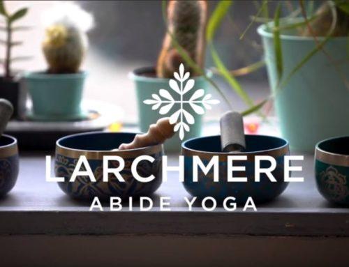 Larchmere Blvd: Abide Yoga
