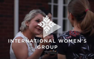 Still from the International Women's Group of Cleveland video