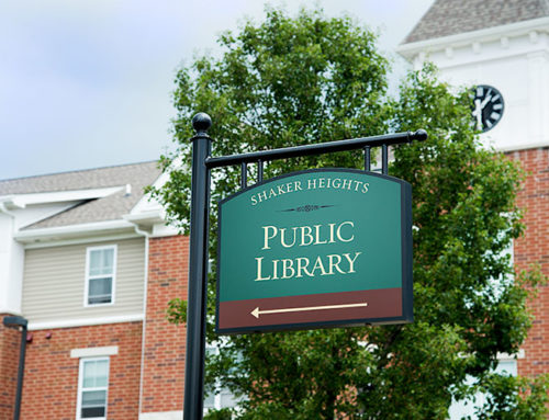 Library Renovation: Commitment to Community