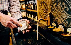 STEM shaving lotion
