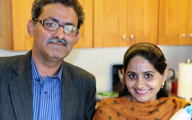 Vidya and Naresh Khatri