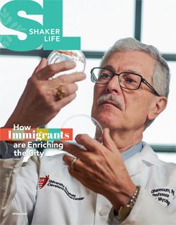 Cover of Shaker Life, Winter 2020