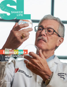 Cover of spring 2020 issue of Shaker Life magazine