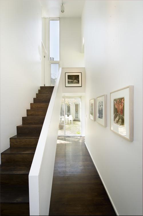 Stairway in Hisaka House