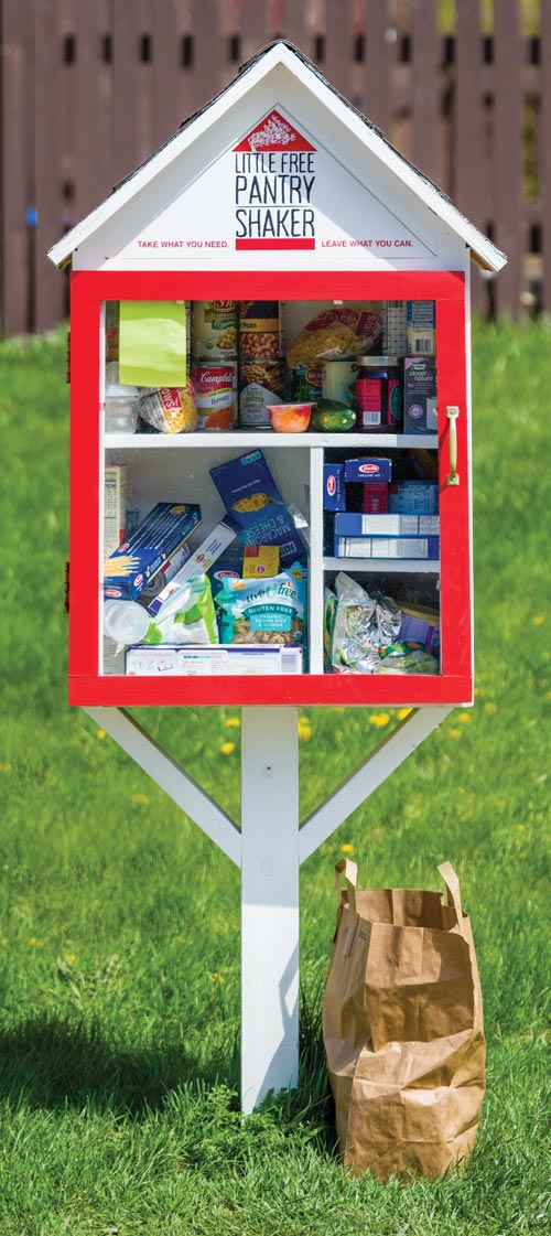 Little Free Pantry of Shaker Heights