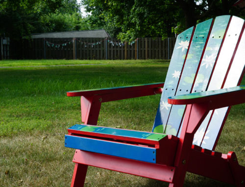 Pull Up a Chair in Hildana Park