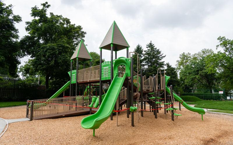 New Fernway playground