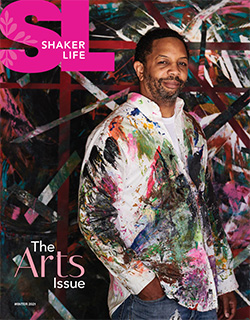 Cover of Shaker Life, Winter 2021
